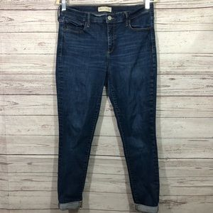 Gap 1969 true skinny jeans size 12 regular